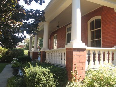 Photo for A Beautiful Heritage Home With Large Private Garden In Downtown Goderich