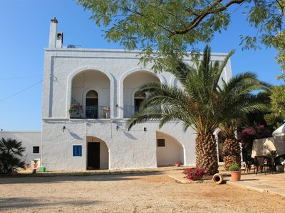 Photo for Relaxing holiday in an ancient Masseria of the '700