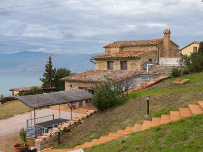 Photo for Provincial Villa in Magione Italy with Private Pool