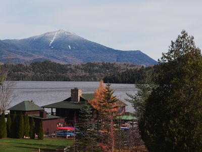 Photo for Stunning Home: lakefront, at WFC&R resort, sleeps 10, 5 bedrooms, 3 fireplaces!