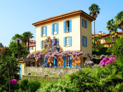 Photo for Romantic 200 year old stage coach inn, renovated and upgraded, at Biganzolo