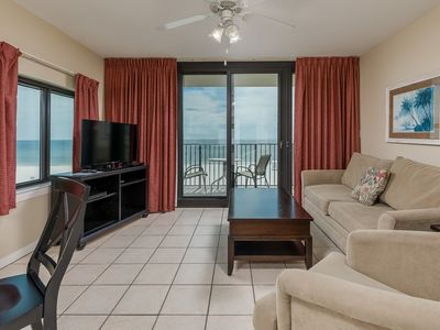 Photo for LOW FLOOR! Sunrise View! ~ HOTEL on the BEACH! Full Kitchen
