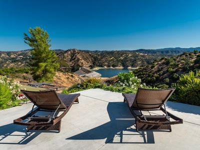 Photo for Beautiful Home on 20 acres overlooking Lake Nacimiento!
