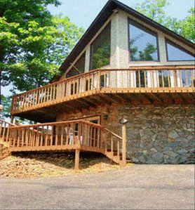 Photo for Gorgeous, Private Chalet at South Holston Lake, Bristol