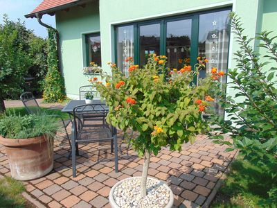 Photo for Very nice holiday home with terraces, garden and pool, near Weimar