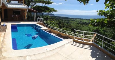 Photo for Tranquil, Extremely Private /Secure Pool Estate with Breathtaking Ocean Views
