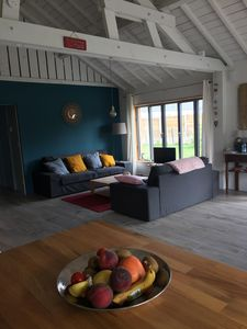 Photo for Beautiful house by the sea in the Cotentin marshes park