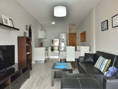 Photo for Ideal apartment in the Médano wifi