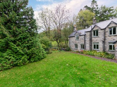Photo for Close to Betws y Coed in the heart of Snowdonia National Park, this historical, semi-detached cottag