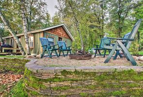 Photo for 2BR Cabin Vacation Rental in Pequot Lakes, Minnesota