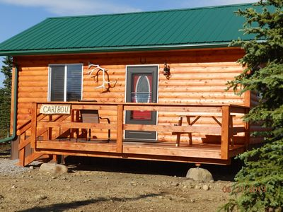 Photo for Denali Wildlife Caribou Cabin Luxury with a touch of Rustic