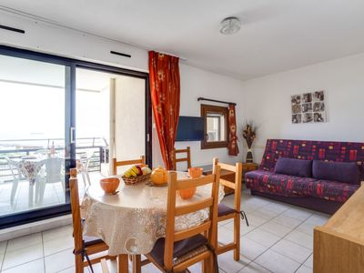 Photo for Apartment Le Sunset/Cap Sud in Cap d'Agde - 6 persons, 1 bedrooms