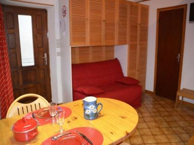 Photo for Apartment Saint-Martin-de-Belleville-Les Menuires, studio flat, 2 persons