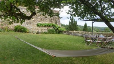Photo for The Gîte des Remparts in the heart of a typical Gascon castelnau