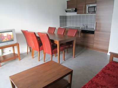 Photo for F3 apartment very comfortable in tourist residence 3 ***