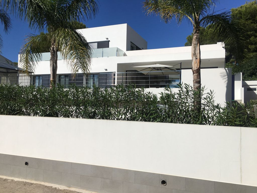New Luxury Sea View Villa Near Calpe Rock A Homeaway