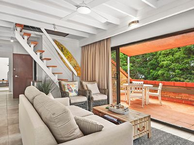 Photo for Beachfront 7 Penthouse - Sawtell, NSW