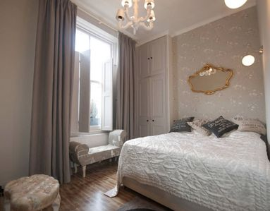 Photo for Elegant, comfortable and well designed two bed Kensington flat near Westfield