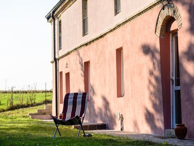 Photo for Charming countryhouse in Emilia