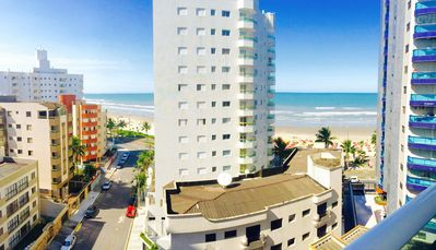Photo for Azaleia 🌺 2 Bedrooms, gourmet balcony, beach view