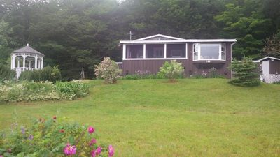 Photo for Charming Lake View Cottage 25 Min From Truro