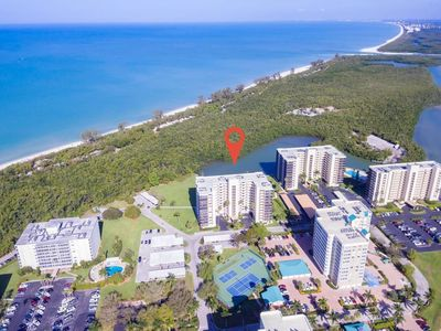 Photo for Affordable 1 Bedroom Condo - Walk to the Beach!