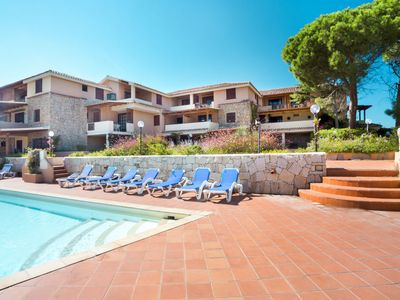 Photo for Apartment Bougainvillae (PCE160) in Porto Cervo - 2 persons, 1 bedrooms