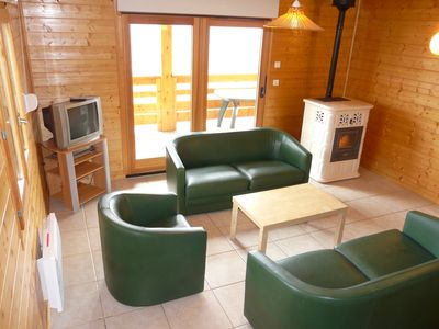 Photo for Rent chalet*** with sauna