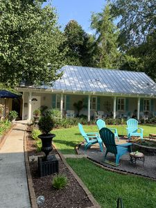 Photo for Flowertown Cottage Downstairs Only (2 Bed, 1.5 Bath, Kitchen, Living, Laundry)