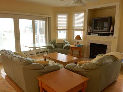 Photo for 4BR Condo Vacation Rental in Ocean City, New Jersey