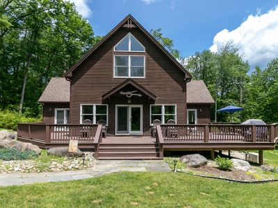 Photo for Lake George Mountain Retreat (Family And Pet Friendly)
