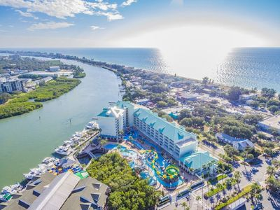 Photo for STUDIO~ WATERFRONT RESORT~ LAKE, BEACH, BOATING, WATERPARK, DINING, GREAT VIEWS