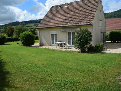 Photo for comfortable cottages in the countryside at the door of Morvan