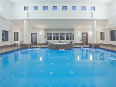 Photo for Indoor Pool + Free Wi-Fi, Free Breakfast | Fully Equipped Studio