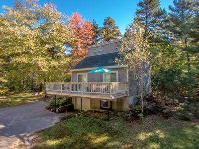 Photo for Spacious & comfortable 3BR/2BA home for family & friends; Silver Lake/Madison NH