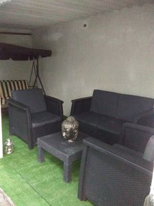 Photo for Apartment for rent with patio, near the places of the Moixina