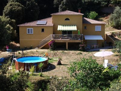 Photo for apartment 4 people in villa in Cauro, near Ajaccio Southern Corsica