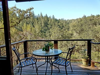 Photo for Charming Creekside Wine Country Getaway