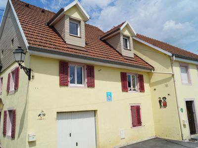 Photo for Vacation Rental in Masevaux (Hautes Vosges Alsace) 3 ears Lodgings of France