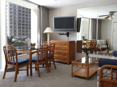 Photo for On The Waikiki Beach Walk- The Imperial Hawaiian Hotel and Time Share
