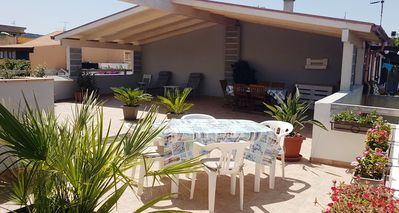 """Photo for Holiday Home """"Relais La Terrazza"""" with Sea View, Wi-Fi, Terraces & Balcony; Parking Available"""