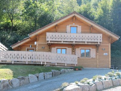 Photo for new chalet for 8 people comfortably charges included