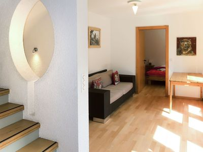 Photo for Nice apartment for 8 guests with WIFI, TV, balcony and parking