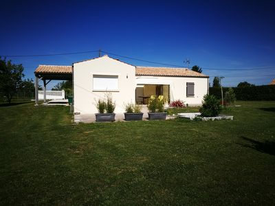 Photo for 2BR House Vacation Rental in Bougneau, Aquitaine-Limousin-Poitou-Charentes