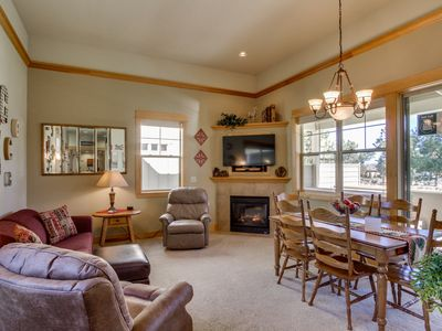 Photo for Charming one-level home w/ shared hot tub, pool & other resort amenities!