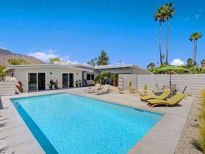 Photo for Newly Remodeled 4BR Home w/ Sunny Pool and Mountain Views