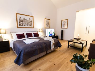 Photo for Glamour Excellent A 1-Bedroom city center apartment (Prague Old Town)