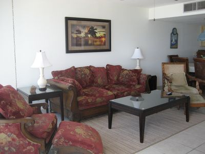 Photo for Large Direct Oceanfront 2 BR/2 BA Sleeps 6