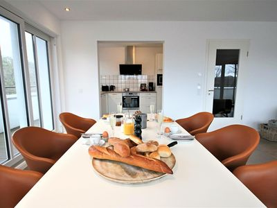 Photo for Villa Lindholm Penthouse - Your modern apartment in the heart of Binz