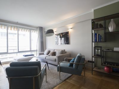 Photo for G16691 - 2BR flat Trocadero - Quiet with 2 bathroom